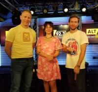 Mallrat Invades ALT 92.3 NYC