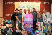 WAWZ Star 99.1 and JJ Weeks Band Team Up for Foster Kids