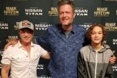 Blake Shelton Catches Up With KYGO/Denver