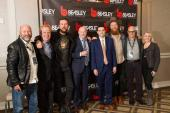 Brothers Osborne Catch Up With Beasley Media Group Pals