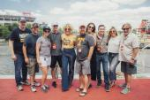 Cam Joins Her Team Before CMA Fest Performance