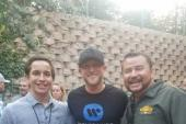 Cole Swindell Catches Up With KWOF/Denver