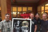 Dierks Bentley Joins WPOC/Baltimore Backstage
