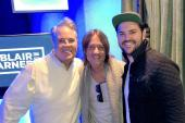 Keith Urban Chats With Blair Garner