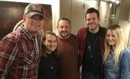 Walker McGuire Makes Radio Tour Stop In Des Moines