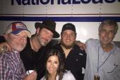 Lee Brice And Luke Combs Hang With WSOC/Charlotte