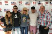 Lindsay Ell & Chase Bryant Hang With WMZQ/Washington D.C.