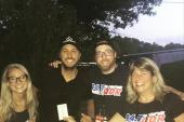 Luke Bryan Feels Lucky With WQDR/Raleigh