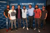 Old Dominion Visits Nashville's SiriusXM Studios