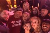 Richey Promotions Crew Hangs With Country Radio Friends