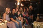 Runaway June Hangs With KKBQ/Houston