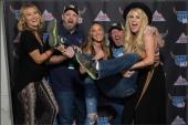 Runaway June Sweeps KUPL/Portland Off Its Feet At 'Countryfest'
