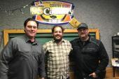Smith & Wesley Visit WQNZ/Natchez, MS