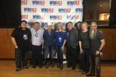 Justin Moore Tells His Story For WFMS/Indianapolis