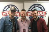 Walker McGuire Continues Northeast Radio Tour