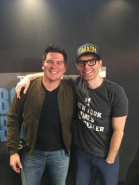 It's Not 'Just A Phase' For Adam Craig To Hang With Bobby Bones