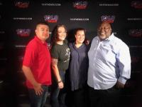 Ashley McBryde Visits KNTY/Sacramento
