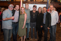 Jerrod Niemann Performs At '7th Annual Meggan Morency Wild West Night'