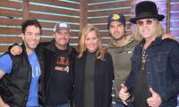 Big & Rich Chat With 'Ty, Kelly & Chuck'