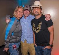 Brad Paisley Puts On A Show In Charlotte