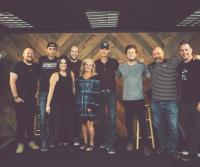 Brandon Lay Hangs With WSIX/Nashville