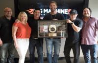 Brett Young Receives Double The Gold
