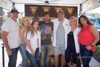 Canaan Smith And KRTY/San Jose Friends Beat The Heat