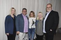 Carrie Underwood Toasts To The Future