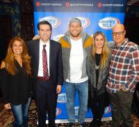 Chase Rice Celebrates Forthcoming Album