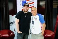 Chris Young Joins City Of Nashville For Fourth Of July Celebration