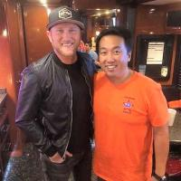 Cole Swindell Performs In Houston