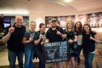 Luke Combs Celebrates First Career #1