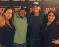 Granger Smith Catches Up With WEBG/Chicago