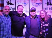 Josh Gracin Hangs With KUAD/Ft. Collins
