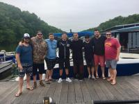 Kane Brown Takes A Mini Vacation With Songwriters Retreat