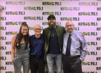Jordan Davis Continues West Coast Radio Tour