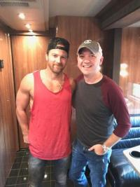 Kip Moore Catches Up With KBEQ/Kansas City