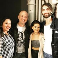 Maren Morris & Ryan Hurd Perform In Kansas City