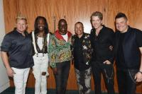 Rascal Flatts And Earth, Wind & Fire Team Up For CMT Crossroads