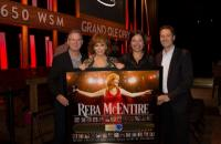 Reba McEntire Celebrates 40th Anniversary Of Opry Debut