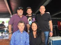 Randy Travis Surprises Crowd At CMA Fest