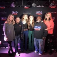 Runaway June Stops By KNTY/Sacramento