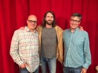 Ryan Hurd Continues Radio Tour With WKLB/Boston