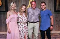 Temecula Road Visits The Academy Of Country Music