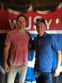 Walker Hayes Catches Up With WUSY/Chattanooga