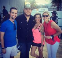 Luke Combs Brings The 'Hurricane' To Tortuga