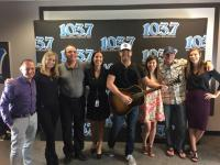 Todd O'Neill Brings 'Love Again' To WSOC/Charlotte