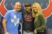 Aaron Watson Catches Up With KILT/Houston