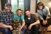 WUBE/Cincinnati Morning Team Helps Local Veterans