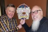 Bill Anderson, John Marks Hang At The Opry